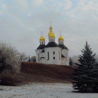 Екатерининская зимняя :: Сергей Иванов