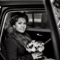 Невеста :: Андрей Качин
