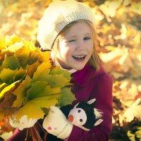 золотая осень :: Анастасия Полякова