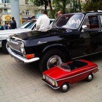 Ну и что, что маленькая... :: Олег Попов