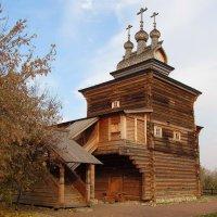 Впечатления прошлого октября :: Николай Дони