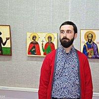 Данило Мовчан, художник :: Степан Карачко