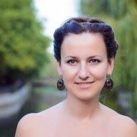 Женский портрет :: Сергей Кутузов