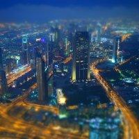 Ночной Дубай :: Viktorija Prikule