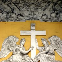 Ангелы храма Преображения Господня. :: Елена