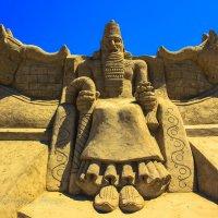 На выставке песчаных фигур_6 :: Дмитрий Перов