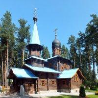 Храм Коневской иконы Божией матери в п. Саперное :: Николай