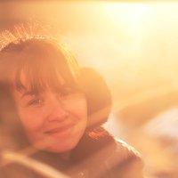 Sunny girl :: Alexey Afonin