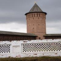 Внутренний двор Спасо-Евфимиева монастыря :: Galina Leskova