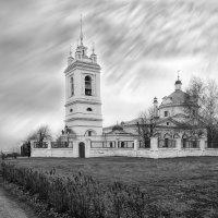 церковь в Константиново... :: Сергей Серый