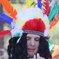 Индеец :: Таня Фиалка