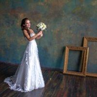 Свадебная фото сессия в интерьерах. :: Александр Лейкум