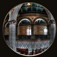 фрески в протестантском храме :: Александр Корчемный