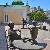 Памятник купчихе М.А. Шаниной. :: Валерий Кабаков