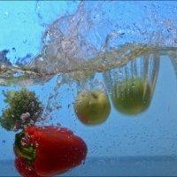 Aqua shooting :: Татьяна Кретова