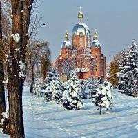 зимний день :: юрий иванов
