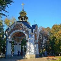 Бювет возле Михайловского собора :: Ростислав