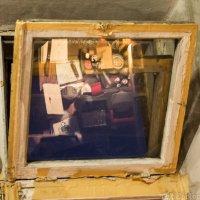 Окно в мастерской художника :: G Nagaeva