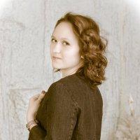 портрет Оли :: Наталья Василькова