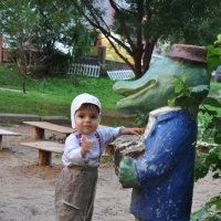 Гена - мой друг. :: Андрей Синицын