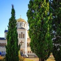 Свято-Владимирский собор в Херсонесе :: Ардалион Иволгин