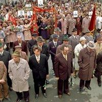 Молочное.Митинг в честь Дня Победы. :: Валерий Талашов