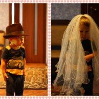 Жених и невеста ))) :: Валентина *****