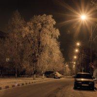 фонари :: Михаил Фенелонов