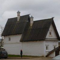 Посадский домик XVII века :: Galina Leskova
