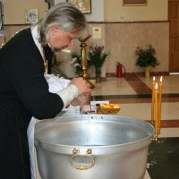 Крещение :: Tata Wolf