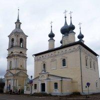 Церковь Смоленской иконы Божьей Матери :: Galina Leskova