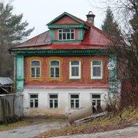Дом с Старице у Свято-Успенский монастыря :: Наталья Гусева