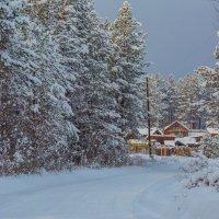 Деревня моего детства :: Павел Федоров