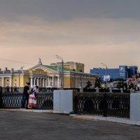 Виды Челябинска. На набережной :: Марк Э