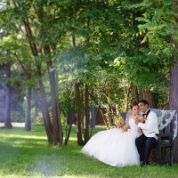 Свадьба Алена и Юлии 9 августа 2014 :: Максим Акулов
