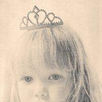 Как может Принцесса прожить без короны? :: Ирина Данилова