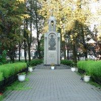 Памятник 2000-летию Рождества Христова :: Владимир Гилясев