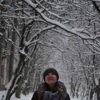 Зимнее время года :: Елена Овчинникова