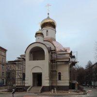 Церковь Царственных Страстотерпцев в Коптеве. :: Александр Качалин
