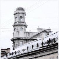 Башня для хорошенькой принцессы :: sv.kaschuk