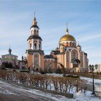 женский монастырь :: Андрей ЕВСЕЕВ