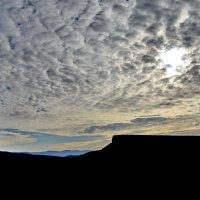 Кудрявые облака :: Ольга Голубева