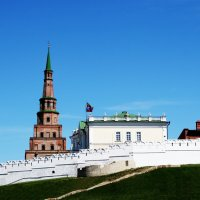 Казанский кремль (вар.2) :: Damir Si