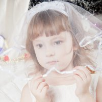 Даша - невеста :: Олег Загорулько
