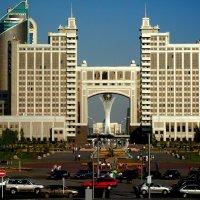 Астана :: Татьяна Смирнова