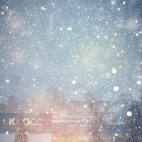 Снегопад :: Леонид Баландин