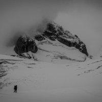 Тимофей Ракшин - Ледник и циклон :: Фотоконкурс Epson