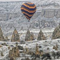 Петр Захаров - Полет в Каппадокии на воздушном шаре