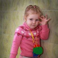 Маленькая незнакомка :: Георгий Бондаренко