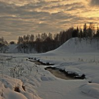 Зимний вечер :: Владимир Макаров